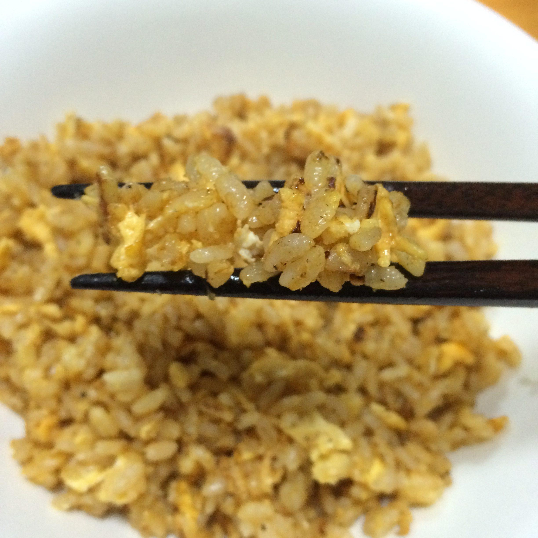 粉チーズ炒飯 試作3 完成 9.JPG